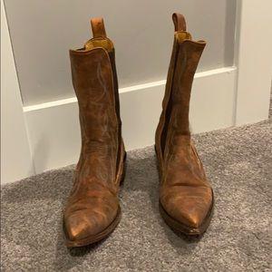 Rare Old Gringo botin boots.sz 7. Barely worn